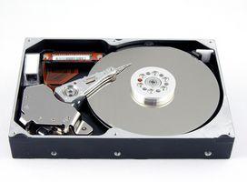 Come installare un secondo disco rigido in un Desktop Sony Vaio RB30