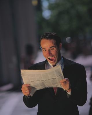 Come fare un documento di apparire come un ritaglio di giornale