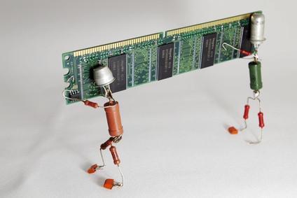 L'aggiunta di RAM per rendere il computer più veloce