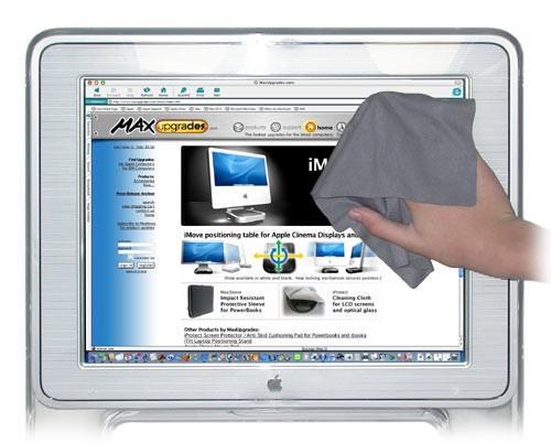 Come pulire un monitor LCD