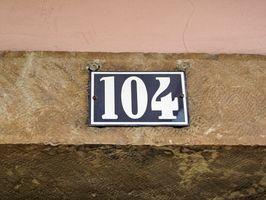 Come cercare un indirizzo di casa