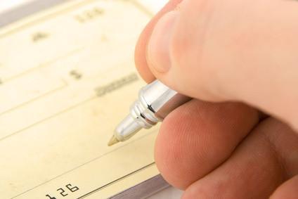 Come inserire le informazioni sulla VersaCheck Platinum check stub