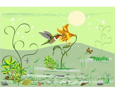 Tutorial per l'animazione Vines & Flowers con Flash CS3