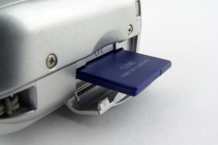 Come Get Adobe per aprire quando mettere una scheda SD nella stampante per trasferire le foto