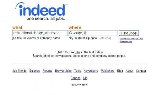 Come usare Indeed.com trovare un lavoro