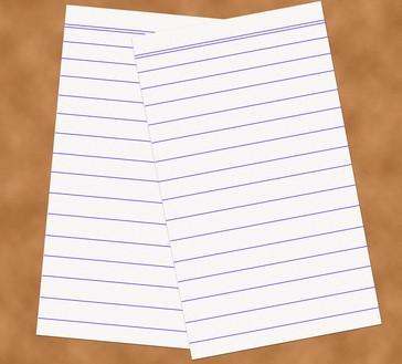 Come rendere i suoni di carta