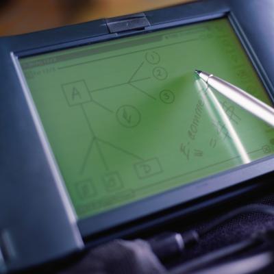 Come ottenere inchiostro da una penna fuori un monitor LCD
