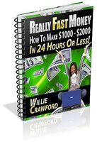 Come fare soldi online con prodotti PLR - Parte 1