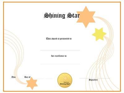 Come stampare un certificato correttamente