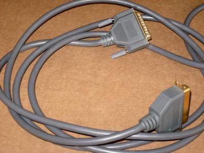 Come fare un cavo incrociato parallelo di due cavi per stampante