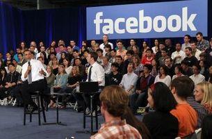 Come Tag un'organizzazione in una foto su Facebook