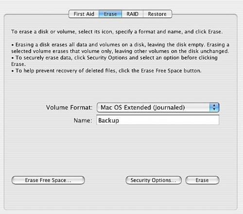 Come cancellare in modo sicuro i dati da un disco rigido Mac