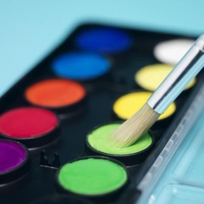 Come fare un campione di colore