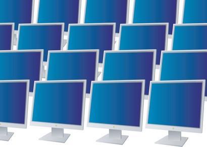 Come impostare un computer con più schermi indipendenti e Mouse