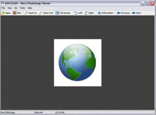 Come visualizzare immagini PNG