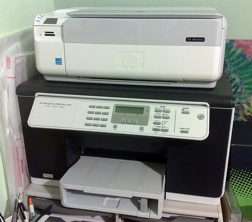 Come risolvere un Pro L7780 HP Officejet All-In-One
