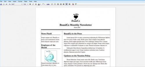 Come creare una newsletter con Google Documenti