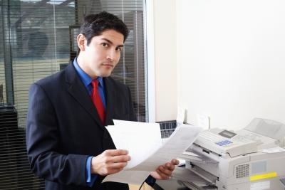 Come fare di copertine fax in Word