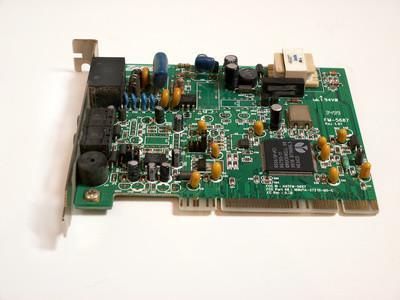 Come installare un modem fax 56K V.92 Genica dati