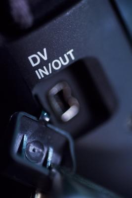Qual è il i.Link DV In e Out?