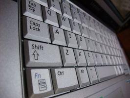 Come risolvere una tastiera portatile rotto