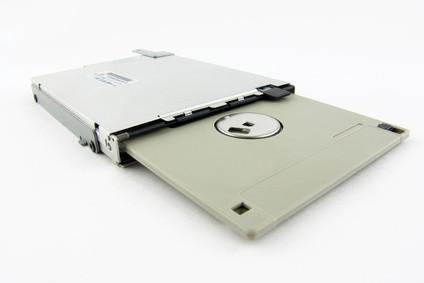 Come fare un floppy disk esterno