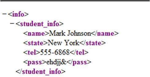 Come usare CDATA in XML