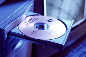 Come scaricare musica da CD su un computer
