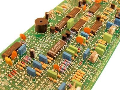 Come pulire Rusty circuiti