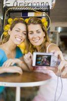 Come caricare le immagini di una telecamera per l'invio a MySpace