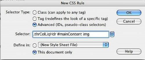 Come utilizzare e modificare Dreamweaver Pagine di esempio e layout CSS
