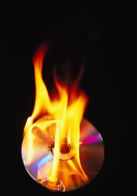 Come masterizzare un CD su un Dell Inspiron 1525