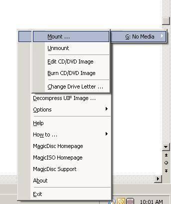Come aprire un file ISO in Windows
