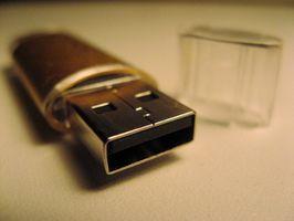 Come aggiungere Firmwear a USB Flash Drive