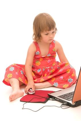 Software di apprendimento del calcolatore per i bambini
