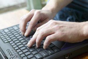 Come trovare un Windows Xp pro Indirizzo SMTP server di posta elettronica