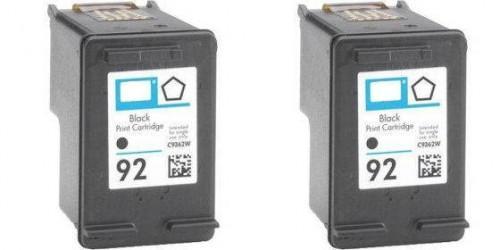 Come si ricarica una cartuccia D4160 stampante HP Deskjet