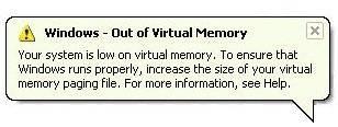 Come aumentare la memoria virtuale in Windows 2000