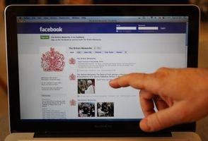 Come correggere Facebook Profilo Errori