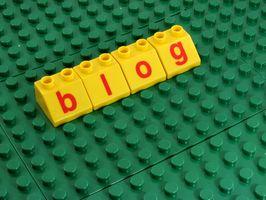 Come fare un primo inserimento nel blog