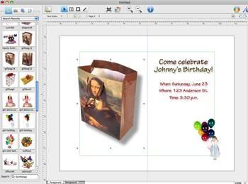 Come fare inviti di compleanno su un Mac
