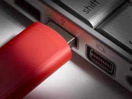 Come trasferire foto su una Flash Drive Stick da Windows XP