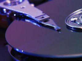 Come risolvere un guasto del disco rigido di un computer portatile