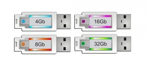 Come copiare i dati da un dongle USB