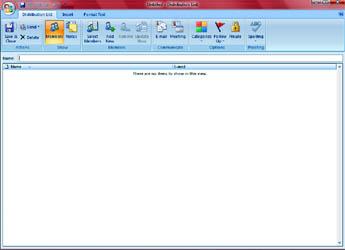 Come impostare Microsoft Outlook per Interoffice-mail