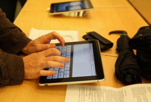 Che Email software non iPad Usa?