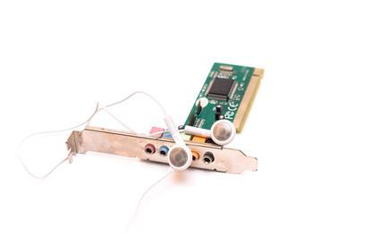 Che cosa è una scheda audio di un computer portatile?