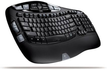 Come funziona una tastiera wireless di lavoro?