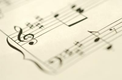Come trovare simboli musicali in Fonts