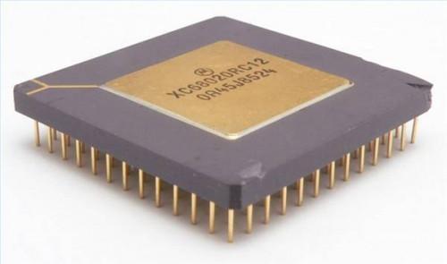 Che ha sviluppato il microprocessore?